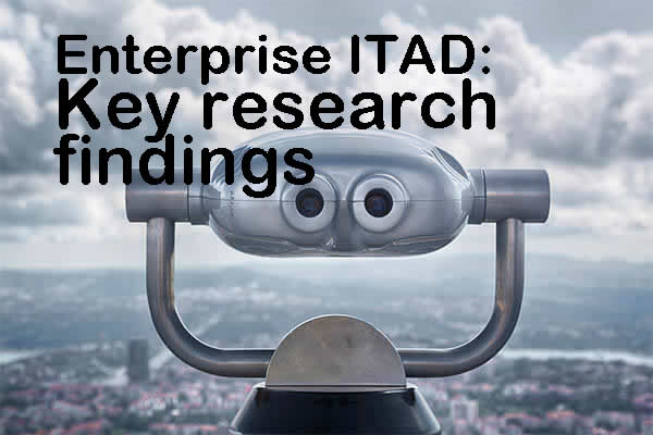 Enterprise ITAD key research findings for 2016/2017