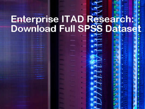 Enterprise ITAD: Download complete dataset
