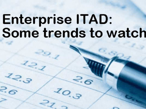 Enterprise ITAD: Some Trends to Watch
